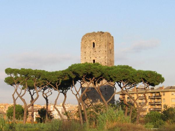 Torre di Centocelle o di San Giovanni