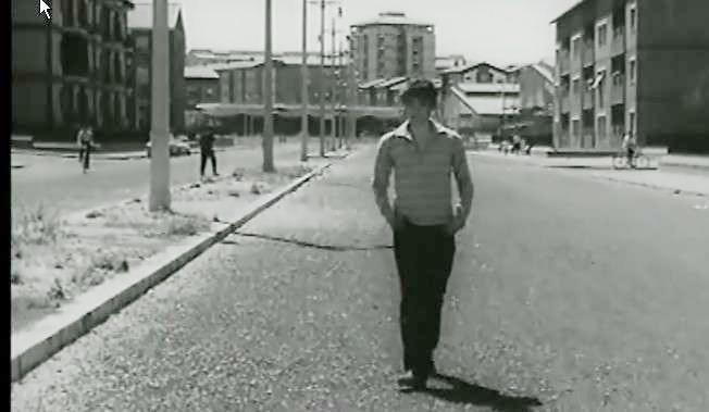 """Un fotogramma del film """"Mamma Roma"""""""